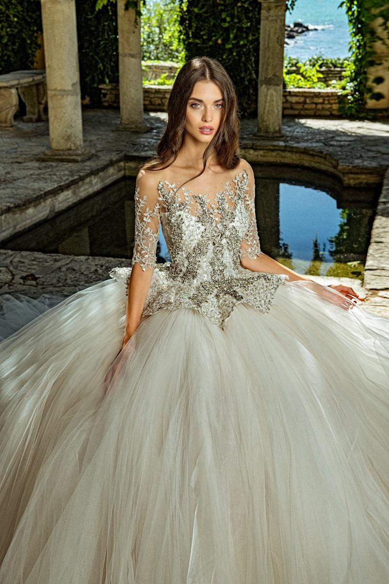 Luxury Wedding Dresses Julia Kontogruni