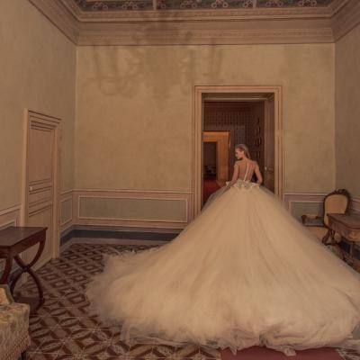 Luxury Wedding Dress Nyc Julia Kontogruni Couture Noto 14