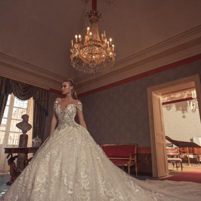 Luxury Wedding Dress Nyc Julia Kontogruni Couture Noto 15