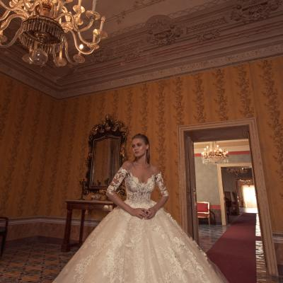 Luxury Wedding Dress Nyc Julia Kontogruni Couture Noto 17
