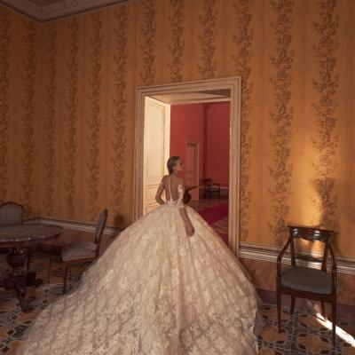 Luxury Wedding Dress Nyc Julia Kontogruni Couture Noto 18