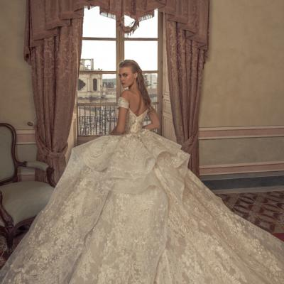 Luxury Wedding Dress Nyc Julia Kontogruni Couture Noto 21