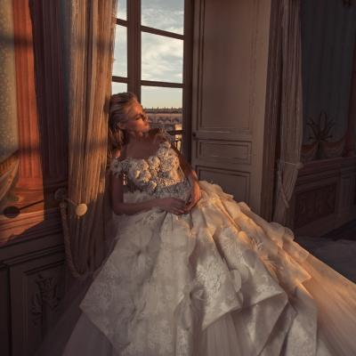 Luxury Wedding Dress Nyc Julia Kontogruni Couture Noto 22