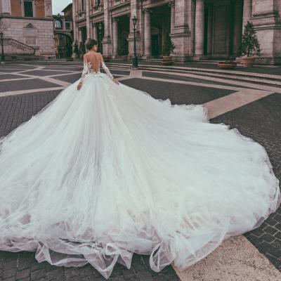 Luxury Wedding Dress Nyc Julia Kontogruni Couture Rome 04