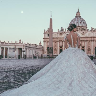 Luxury Wedding Dress Nyc Julia Kontogruni Couture Rome 06