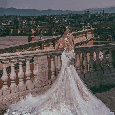 Luxury Wedding Dress Nyc Julia Kontogruni Couture Rome 11