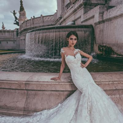 Luxury Wedding Dress Nyc Julia Kontogruni Couture Rome 12
