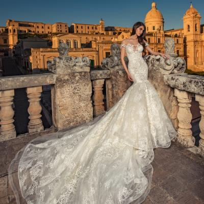 Luxury Wedding Dress Nyc Julia Kontogruni Noto Mermaids 34