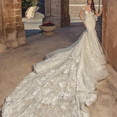 Luxury Wedding Dress Nyc Julia Kontogruni Noto Mermaids 48