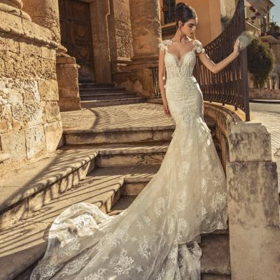 Luxury Wedding Dress Nyc Julia Kontogruni Noto Mermaids 50