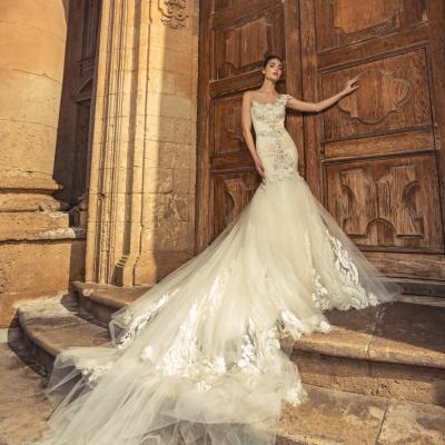 Luxury Wedding Dress Nyc Julia Kontogruni Noto Mermaids 51