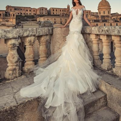 Luxury Wedding Dress Nyc Julia Kontogruni Noto Mermaids 53