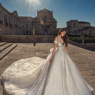 Luxury Wedding Dress Julia Kontogruni Exclusive 1