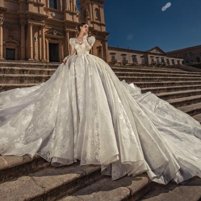 Luxury Wedding Dress Julia Kontogruni Exclusive 2