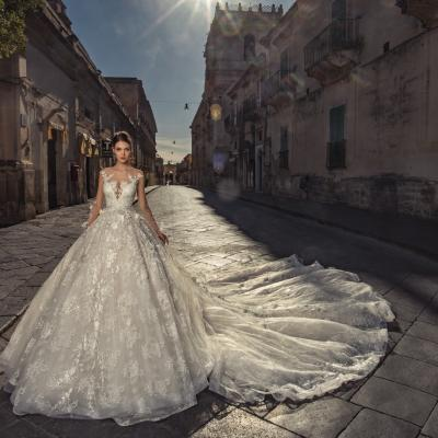 Luxury Wedding Dress Julia Kontogruni Exclusive 3