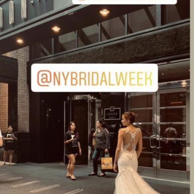 Luxury Wedding Dresses New York Bridal Week