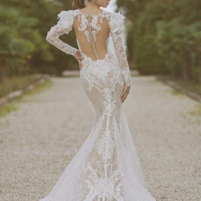 Luxury Wedding Dresses Jk 73 2