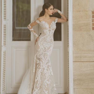 Luxury Wedding Dresses Jk 82 1