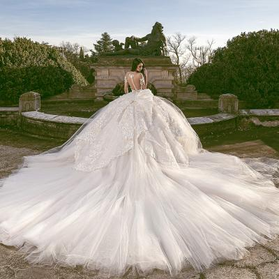Luxury Wedding Dresses Jk 85 1