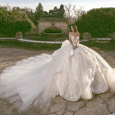 Luxury Wedding Dresses Jk 85 2