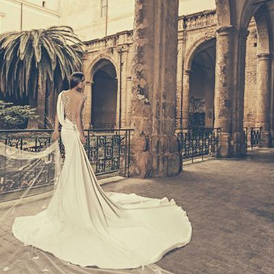 Luxury Wedding Dress Julia Kontogruni Nyc 1501