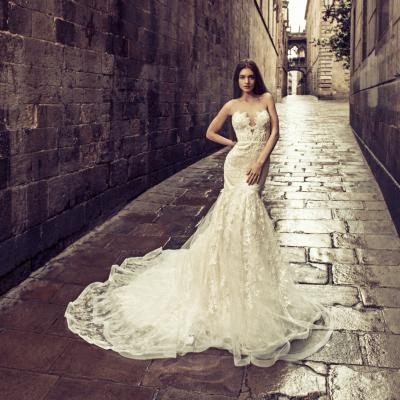 Luxury Wedding Dress Julia Kontogruni Nyc Barcelona 48