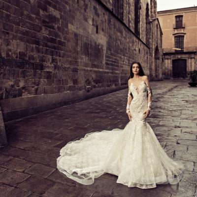 Luxury Wedding Dress Julia Kontogruni Nyc Barcelona 52