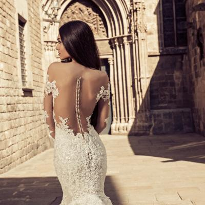 Luxury Wedding Dress Julia Kontogruni Nyc Barcelona 55