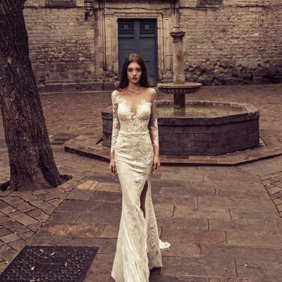Luxury Wedding Dress Julia Kontogruni Nyc Barcelona 56