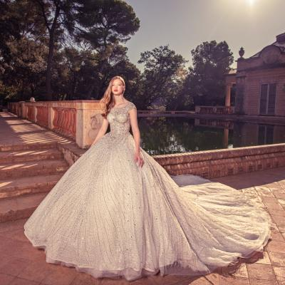 Luxury Wedding Dress New York Julia Kontogruni Labirinto De Horta Barcelona 592